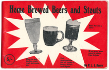 <cite>Home Brewed Beers and Stouts</cite>
