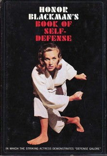 <cite>Honor Blackman's Book of Self-Defense</cite>