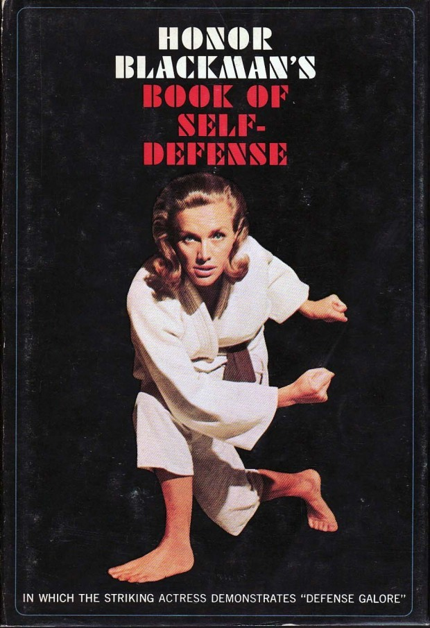 Honor Blackman's Book of Self-Defense