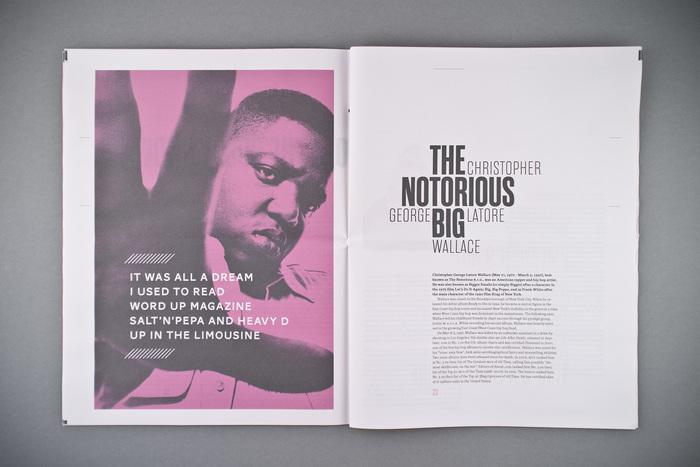 Bedstuy Records – Promotional Magazine 2