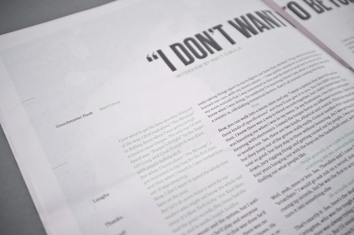 Bedstuy Records – Promotional Magazine 5