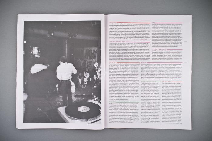 Bedstuy Records – Promotional Magazine 12