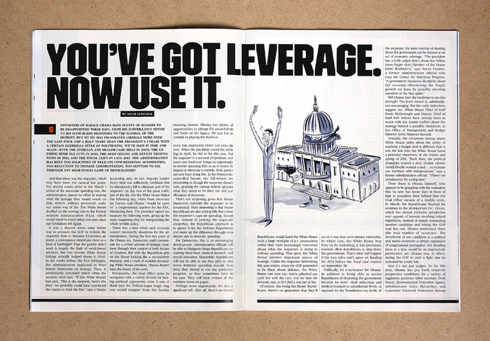 The New Republic Magazine, July 2013 3
