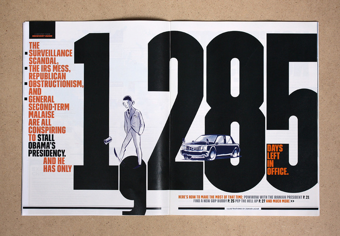 The New Republic Magazine, July 2013 4