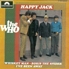 <cite>Happy Jack</cite> by The Who