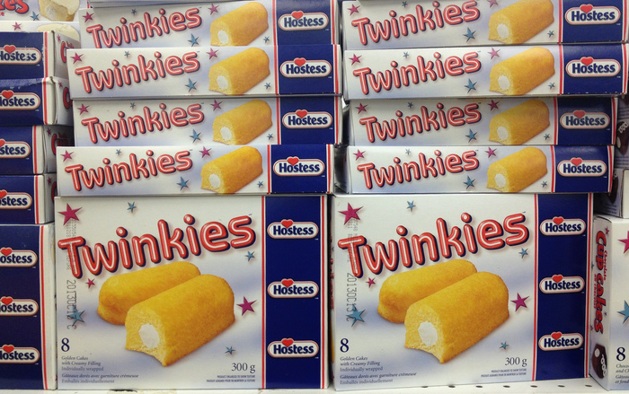 Twinkies (Canada Packaging)