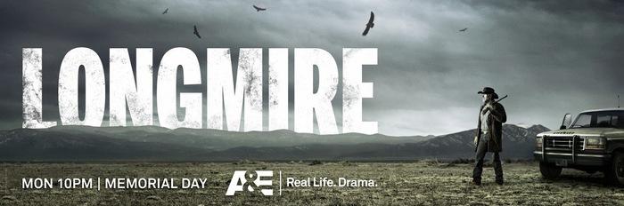 Longmire television series branding 1