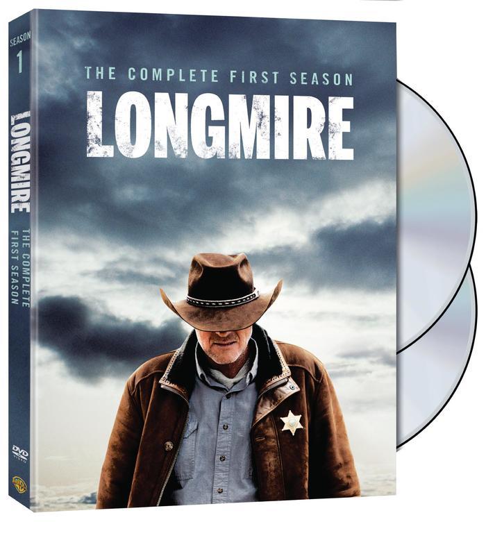 Longmire television series branding 5