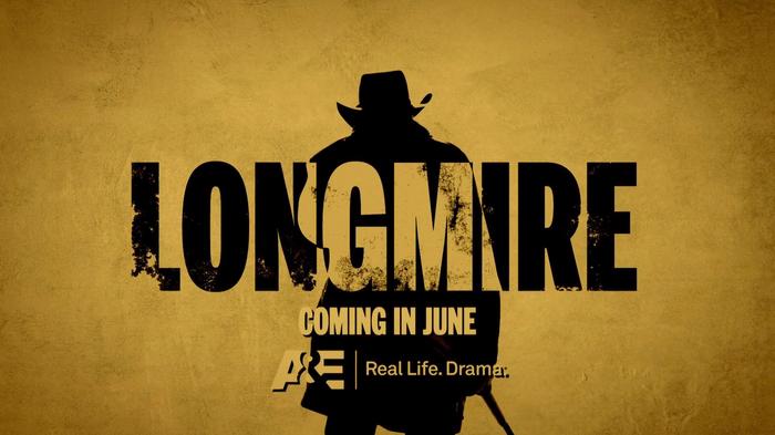 Longmire television series branding 6