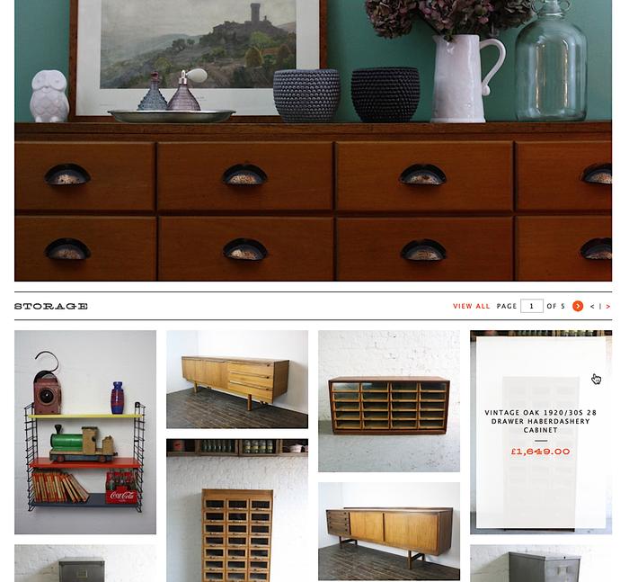 Lovely & Company Website 2