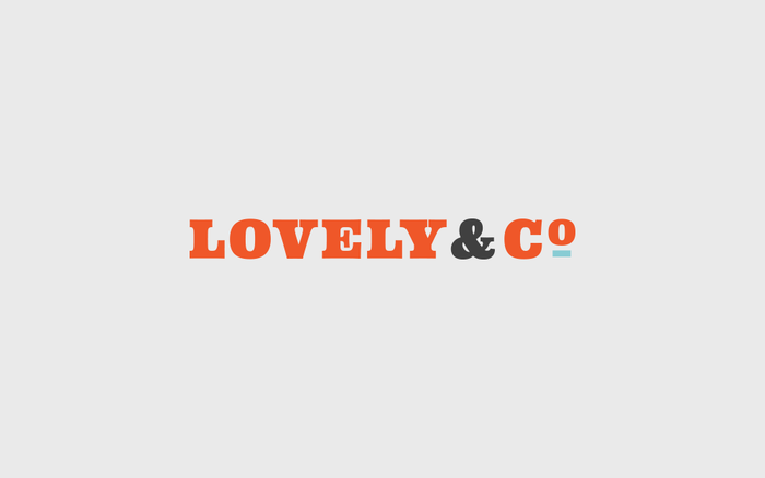 Lovely & Company Website 7