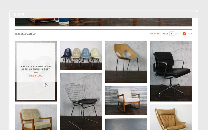 Lovely & Company Website 9