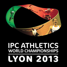 IPC Athletics World Championships Lyon 2013