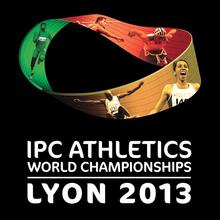 IPC Athletics World Championships Lyon 2013