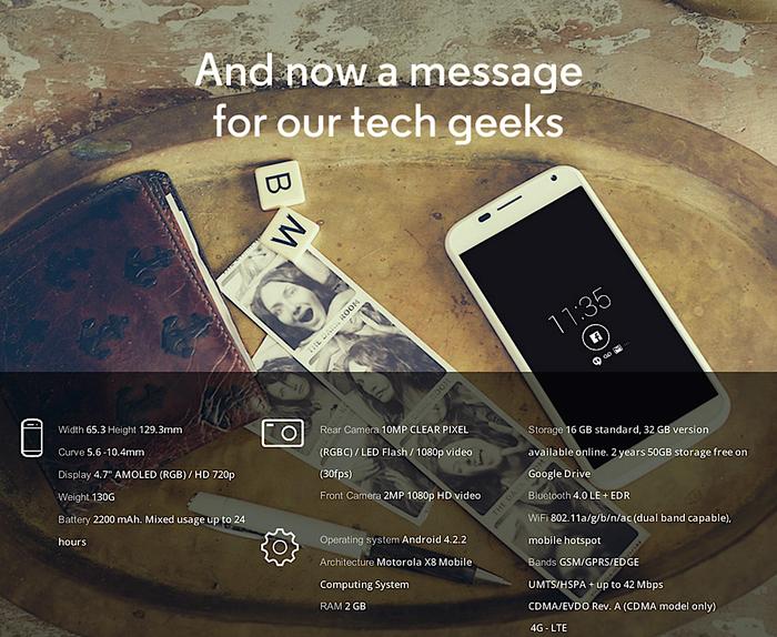 Motorola Moto X Ad Campaign 2