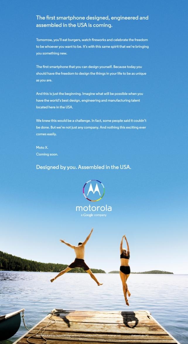 Motorola Moto X Ad Campaign 10
