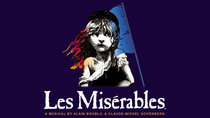 Les Misérables (Musical and Film) Logo 1