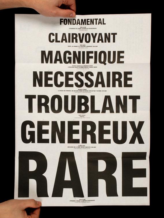 Éditions Galaade book fair brochure 4