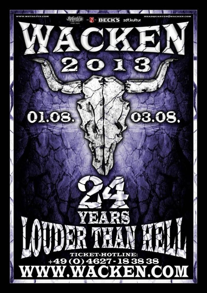 Wacken Open Air Logo 3