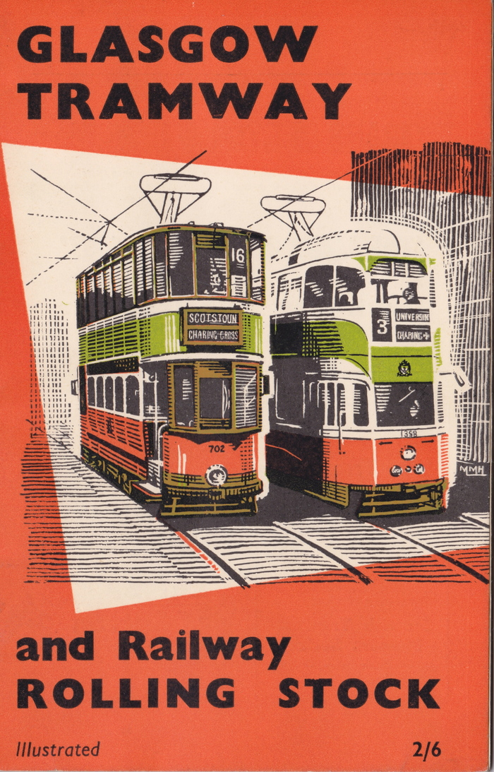 Glasgow Tramway and Railway Rolling Stock