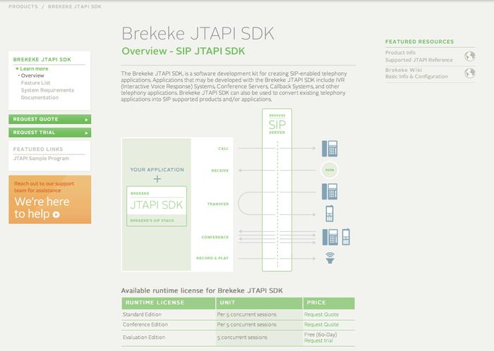 Brekeke Software, Inc. 2