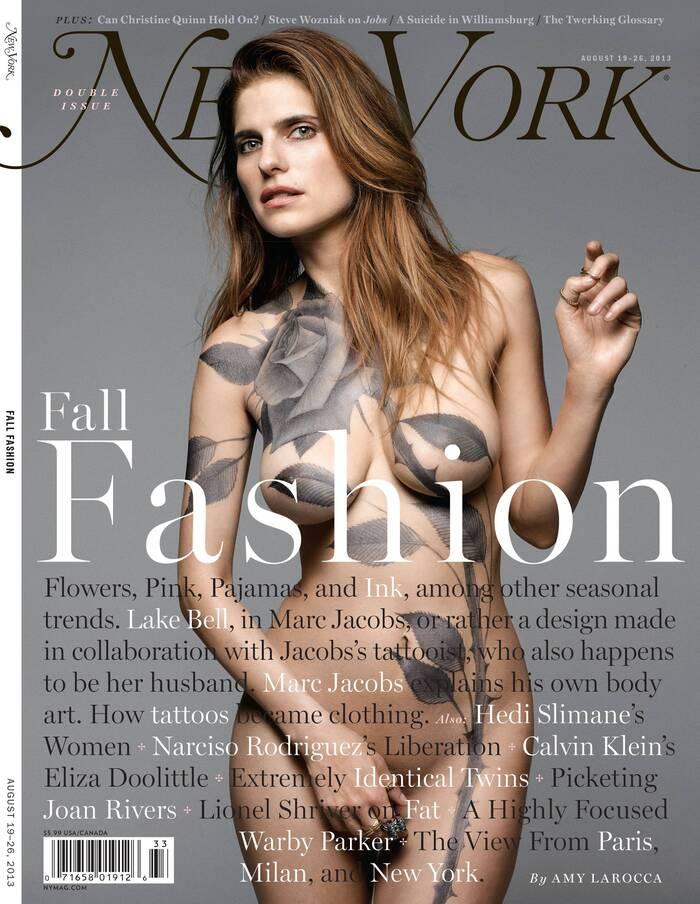 New York magazine, Aug. 19–26, 2013