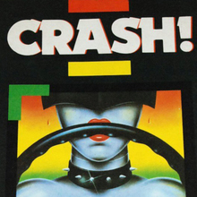 <cite>Crash!</cite> by J.G. Ballard (Marco Zero Edition)
