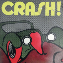 <cite>Crash!</cite> by J.G. Ballard (Le Livre de Poche Edition, 1977)