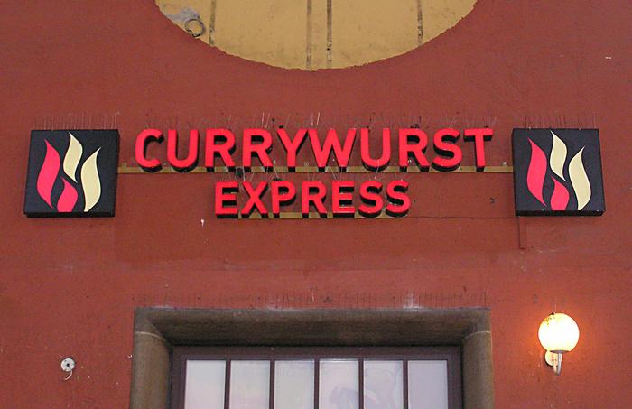 Currywurst Express 1