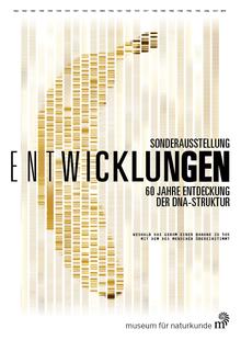 <cite>Entwicklungen</cite> at Museum für Naturkunde Berlin