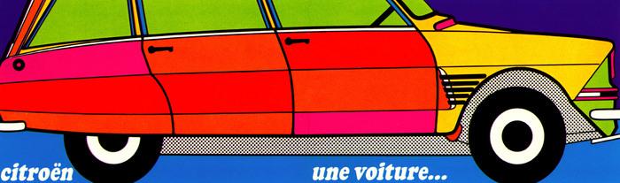 Citroën Brochure (1969–70)