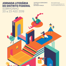 Jornada Literária do Distrito Federal 2019