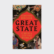 <cite>Great State </cite>by Timothy Brook