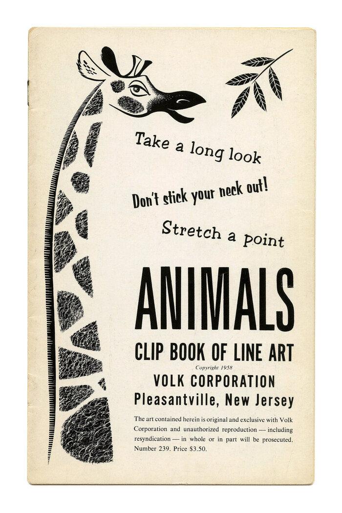 """""""Animals"""" (No. 239) ft.  with , , and . The small copy is in ."""