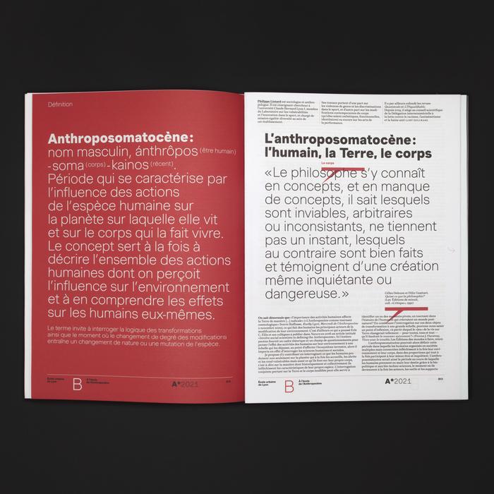A°2021, le magazine de l'Anthropocène 7
