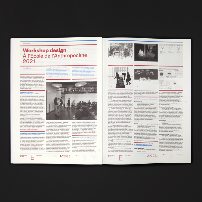 A°2021, le magazine de l'Anthropocène 14