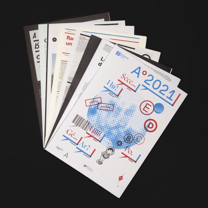 A°2021, le magazine de l'Anthropocène 3