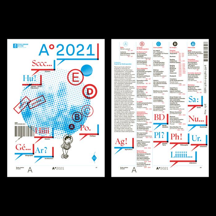 A°2021, le magazine de l'Anthropocène 2