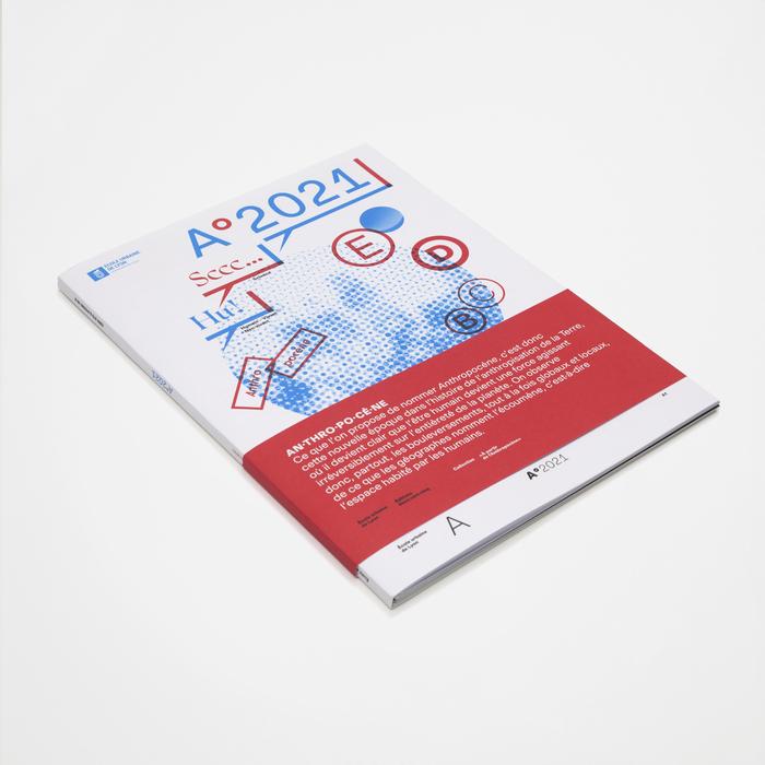 A°2021, le magazine de l'Anthropocène 1