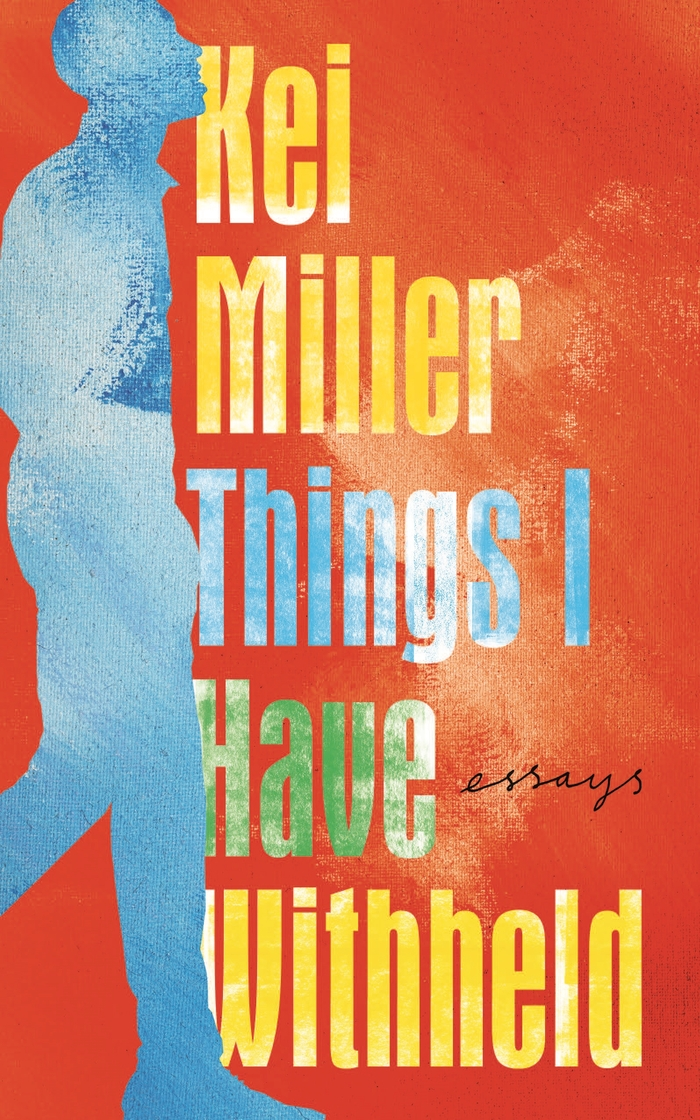 Things I Have Withheld by Kei Miller (Canongate) 2