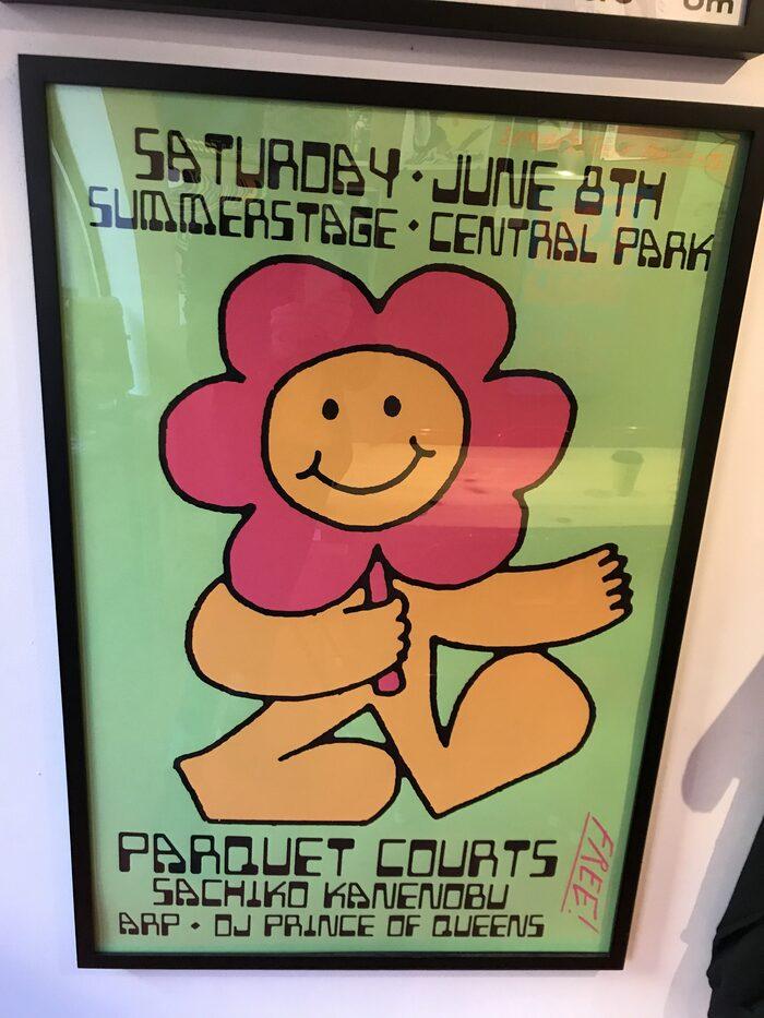 Parquet Courts at Central Park SummerStage, 8 June 2019 2