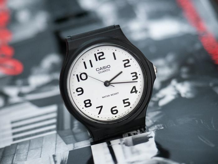 Casio Quartz watches 1