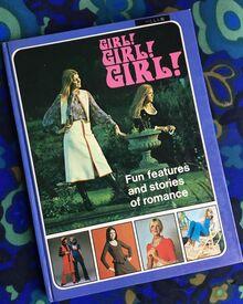 <cite>Girl! Girl! Girl!</cite> annuals (1970–1973)