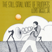 <cite>The Still, Small Voice of Trumpets</cite> by Lloyd Biggle, Jr. (Doubleday)