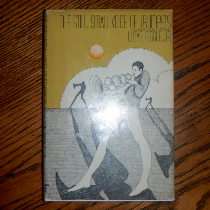 The Still, Small Voice of Trumpets by Lloyd Biggle, Jr. (Doubleday) 3