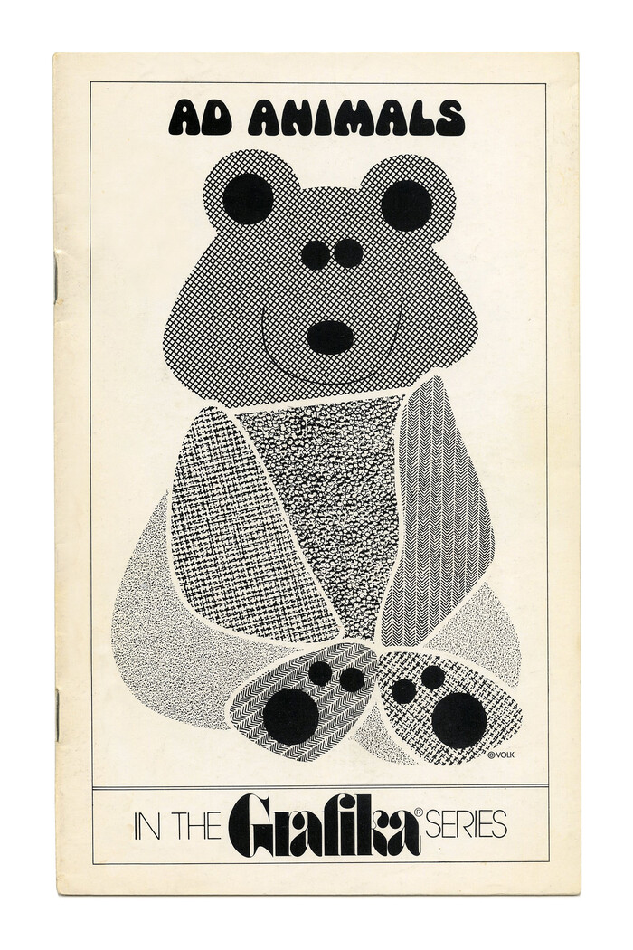 """Ad Animals"" (No. G25, 1972) ft. ."