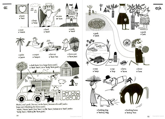 English Pronunciation Illustrated by John Trim (Cambridge University Press, 1975) 3