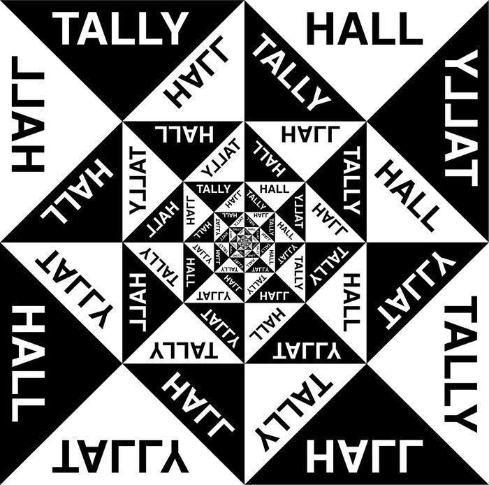 Tally Hall – Good & Evil album art 1