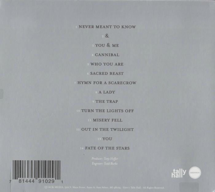 Tally Hall – Good & Evil album art 2