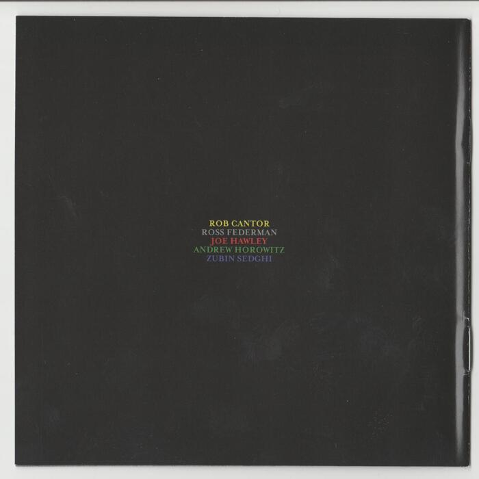 Tally Hall – Good & Evil album art 3